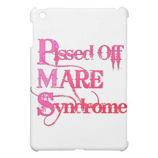 Funny, horse sayings - PMS iPad Mini Covers
