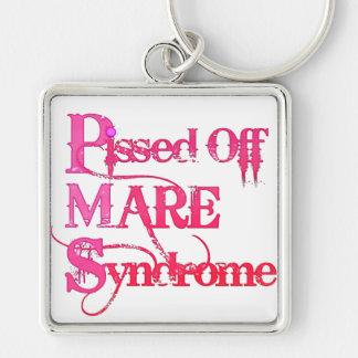 Funny, horse sayings - PMS Key Chain