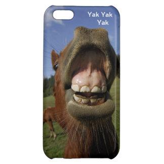 Funny Horse Yak Yak Yak Iphone5C cover