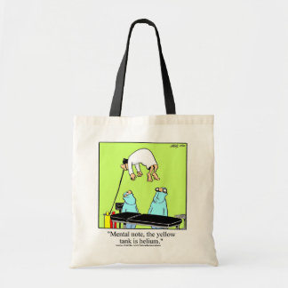Funny Hospital Humor Tote Bag Gift
