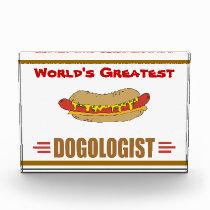 Funny Hot Dog Award