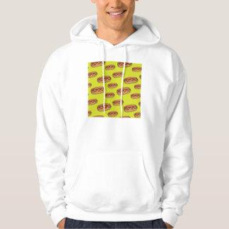 Funny Hot Dog Food Design Hoody