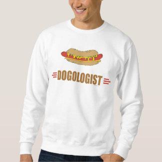 Funny Hot Dog Sweatshirt