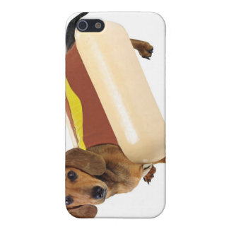 funny hot dog wiener dog iphone case case for iPhone 5