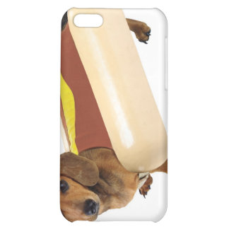 funny hot dog wiener dog iphone case iPhone 5C case