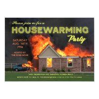 Funny Housewarming Party Invitations | En Fuego