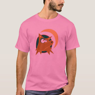 funny howling coyote T-Shirt