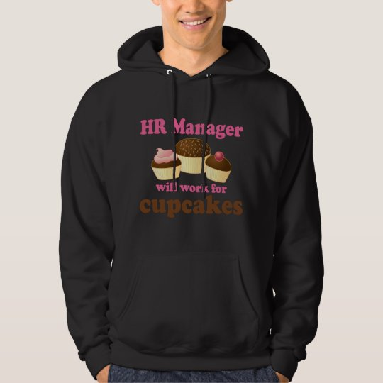 Funny HR Manager Hoodie