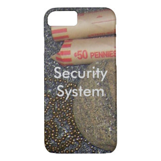 Funny Humor Security Fun Ingenuity CricketDiane iPhone 7 Case