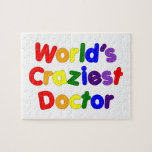 Funny Humorous Doctors : World's Craziest Doctor Puzzle