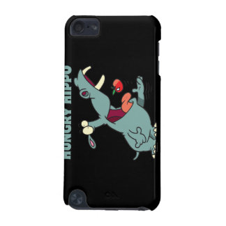 funny hungry hippo cartoon iPod touch (5th generation) cover