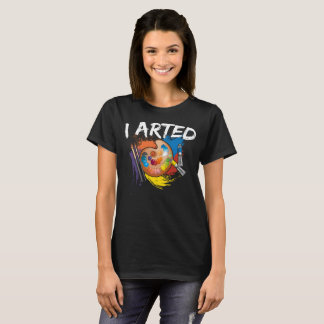 funny I arted T-Shirt