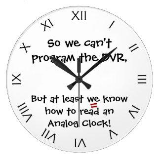 Funny I Can Read An Analog Clock Joke