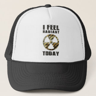 Funny I Feel Radiant Trucker Hat