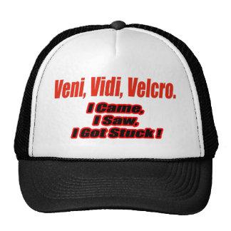 Funny I Got Stuck T-shirts Gifts Trucker Hat