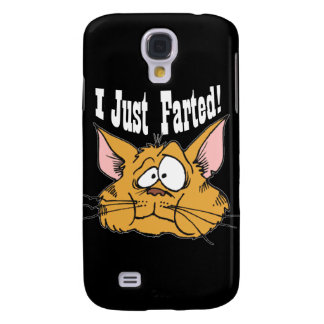 Funny I Just Farted Rude Gifts Samsung Galaxy S4 Covers
