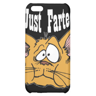 Funny I Just Farted Rude Gifts iPhone 5C Cases