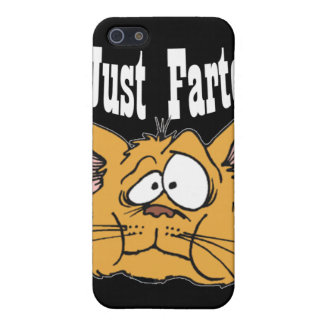 Funny I Just Farted Rude Gifts iPhone SE/5/5s Cover