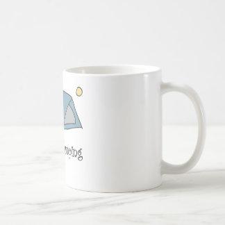 Funny I Love Camping Coffee Mug