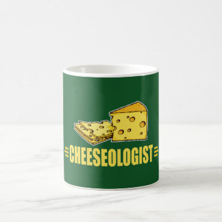 Funny I Love Cheese Coffee Mug