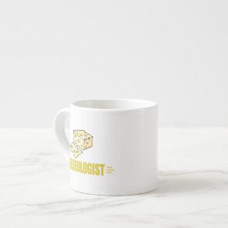 Funny I Love Cheese Espresso Cup