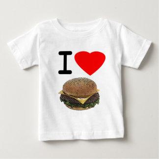 Funny I Love Cheeseburgers Tee Shirt