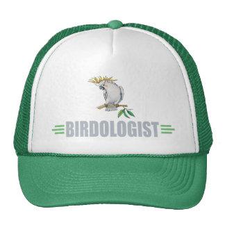 Funny I Love Cockatiels Trucker Hat