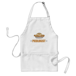 Funny I Love Pie Adult Apron
