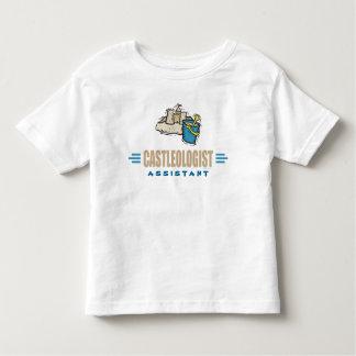Funny I Love Sandcastles Toddler T-shirt