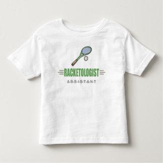 Funny I Love Tennis Toddler T-shirt