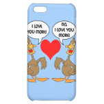funny I love you Case For iPhone 5C