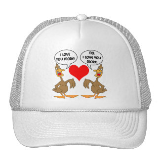 funny I love you Trucker Hat