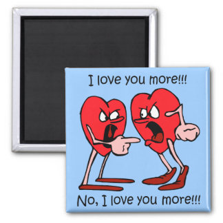 Funny I love you Fridge Magnets