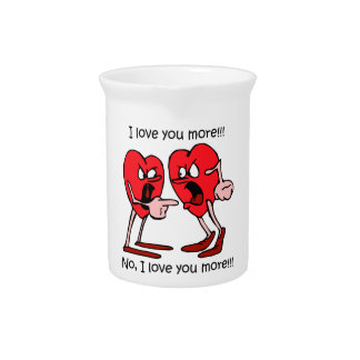 funny I love you Pitcher