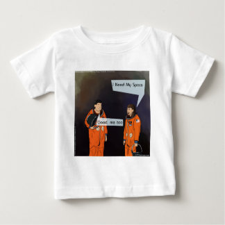 Funny I Need My Space Baby T-Shirt