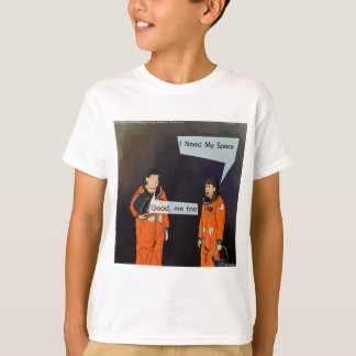 Funny I Need My Space T-Shirt