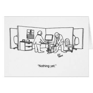 Funny I.T. Greeting Card