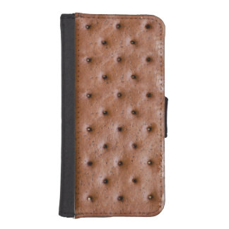 Funny Ice Cream Sandwich Phone Wallets