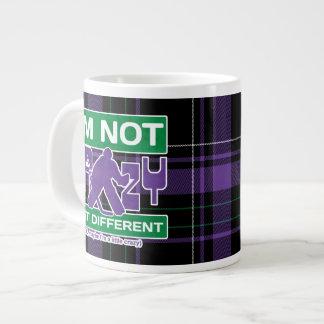 Funny Ice Hockey Goalie Large Coffee Mug