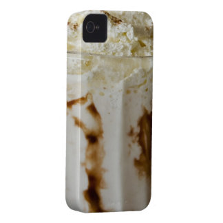 Funny iced chocolate iPhone 4 case