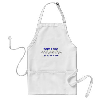 Funny ICU Nurse T-Shirts and Gifts Adult Apron