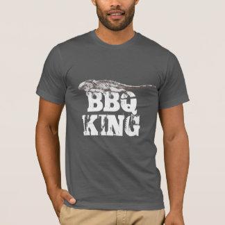 Funny Iguana BBQ King T-Shirt
