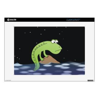Funny Illustration Laptop Skins,Dragon Laptop Skin