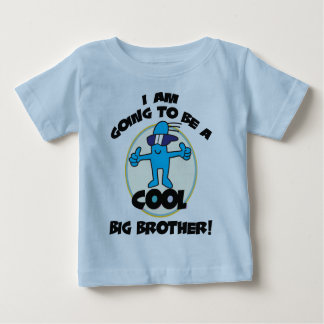 Funny I'm Going To Be A Big Brother Baby T-Shirt