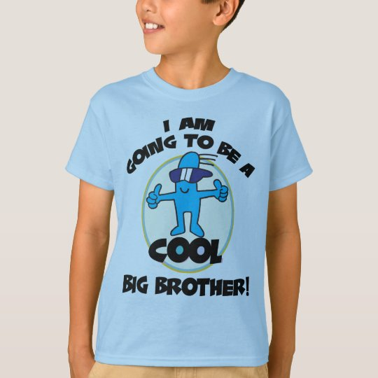Funny I'm Going To Be A Big Brother T-Shirt