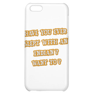 Funny Indian Pick-Up Line Case For iPhone 5C