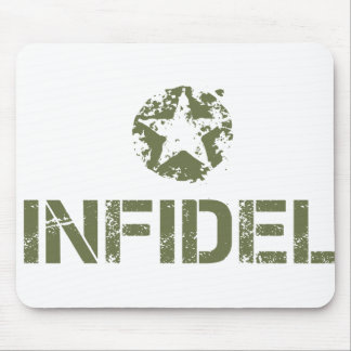 Funny Infidel Mouse Pad