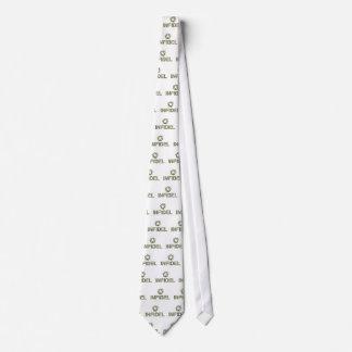 Funny Infidel Neck Tie