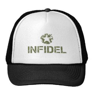 Funny Infidel Trucker Hat