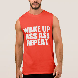 Funny Inspirational Quote Sleeveless T-shirt